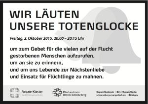 RKl_Kirchengemeinden Totenglocken Flüchtlinge_230915 Kopie