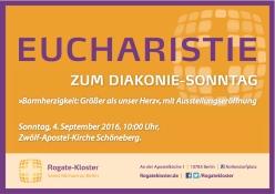 Rogate Kl_Aushang_Eucharistie Diakonie-Sonntag_160616 Kopie