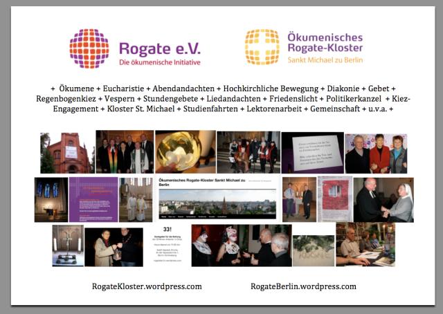 Rogate-Präsentation beim Neujahrsempfang des Kirchenkreises Schöneberg am 16. Janurar 2011.