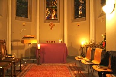 Die Rogate-Kapelle in der Zwölf-Apostel-Kirche