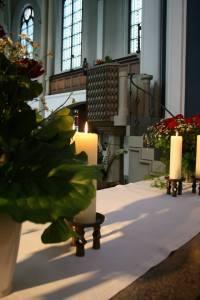 Altar Rogate-Kloster