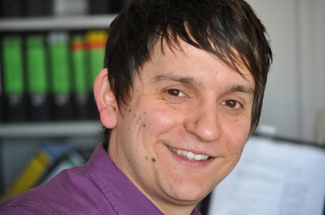 LSVD-Geschäftsführer Jörg Steinert