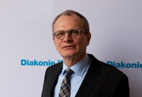 Diakonie-Präsident Ulrich Lilie