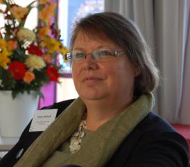 Pastorin Fanny Dethloff