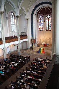 Eröffnungsgottesdienst des 23. Lesbisch-schwulen Stadtfests Berlin