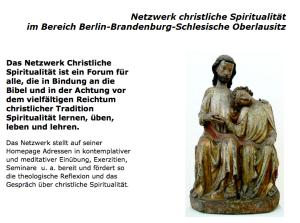 Netzwerk Christliche Spiritualität