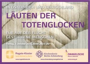 RKl KK EvangAT_Totenglocken Flüchtlinge_110915_1web Kopie