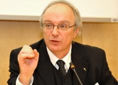 Hon.-Prof. Dr. Michael Bünker, Bischof der Evangelischen Kirche A.B. in Österreich (Foto: Uschmann)