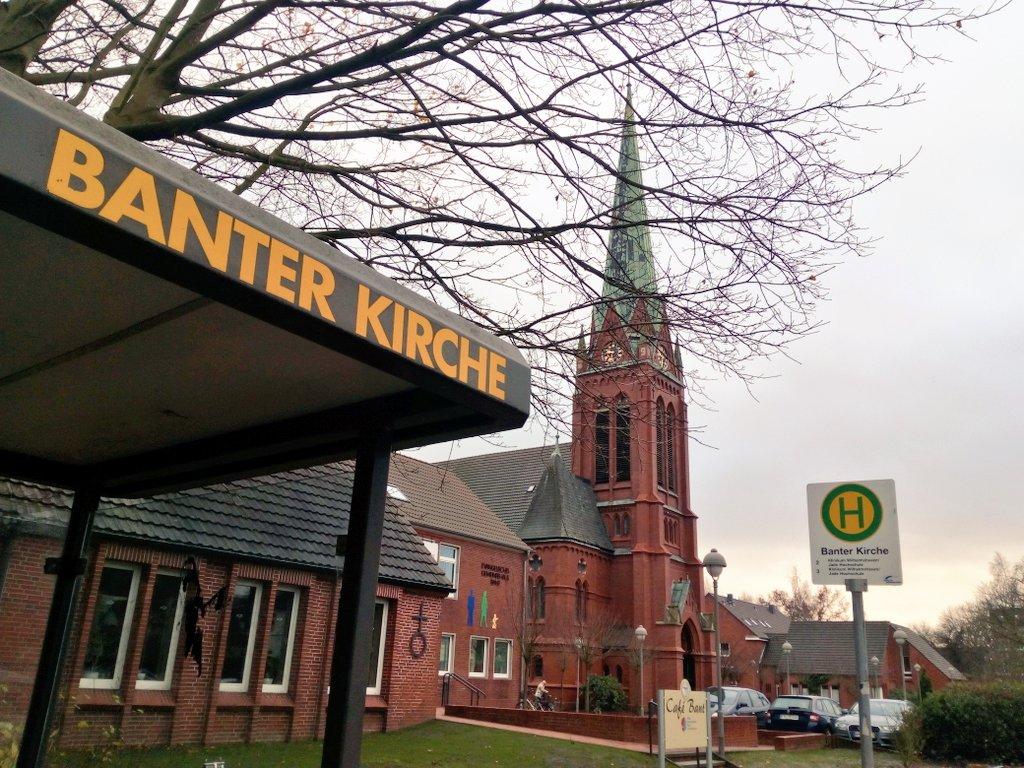 Wilhelmshaven: Reden-Reihe wird 2019 in der Banter Kirche ...