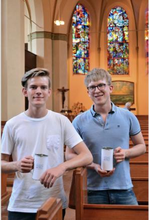 2018 Jannes Wiesner und Florian Wiese für Diakonie am Meer